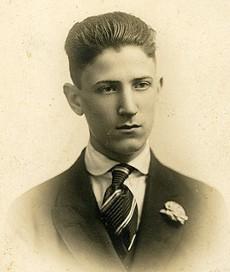 Jose' Henrique Scholtz Jr.  c1917